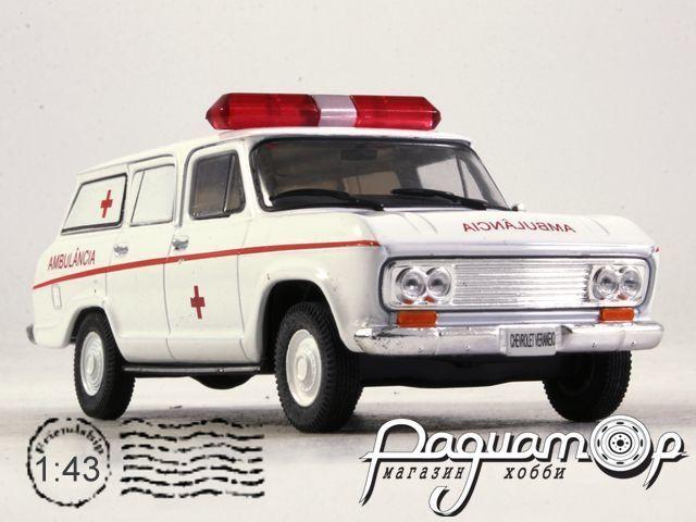 Chevrolet Veraneio Ambulancia (1987) VSB02