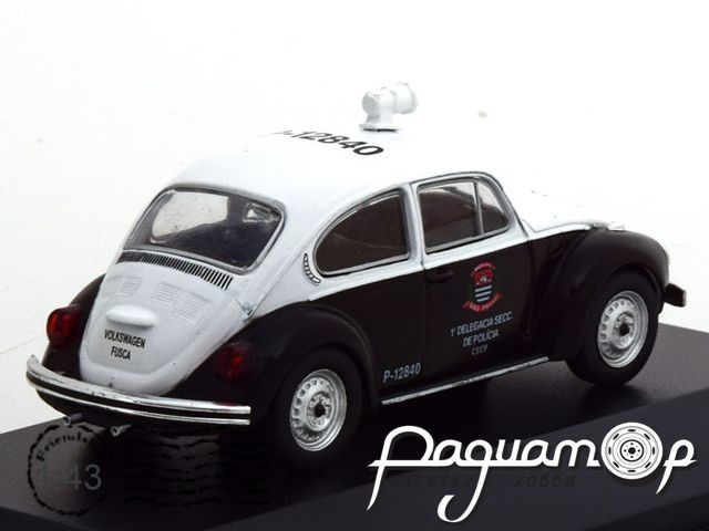 Volkswagen Fusca Policia Civil de Sao Paulo (1973) VSB19