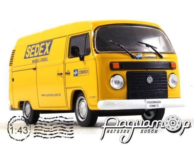 Volkswagen Kombi T2 Correios (1976) VSB24