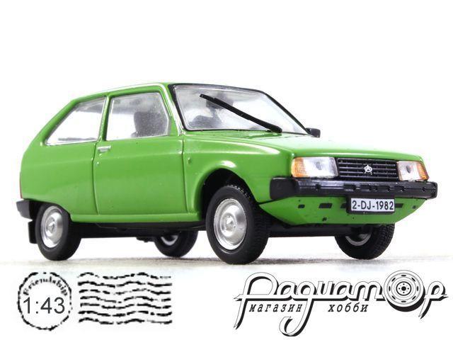 Masini de Legenda №11, Oltcit Club (Citroen Axel) (1981)
