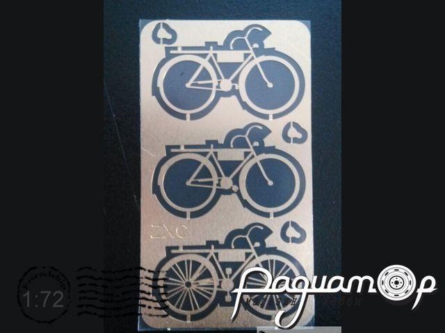 Набор для сборки Велосипед Gepard (1943) 91511811