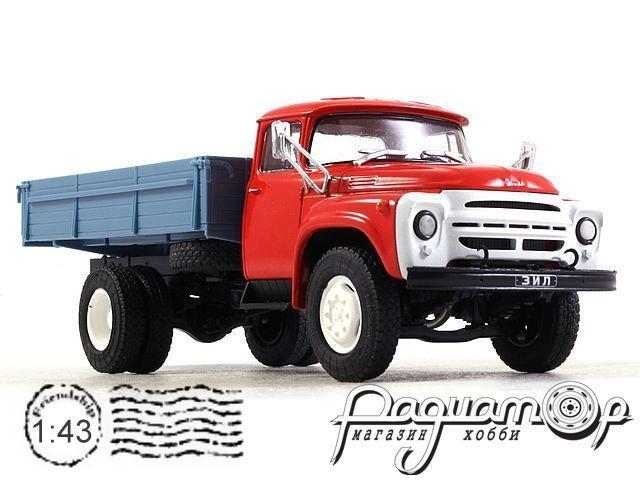 ЗиЛ-138 газобалонный (1962) TR1037