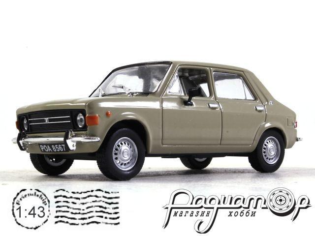 Regi Idok Legendas Autoi №15, Zastava 1100 (1971)
