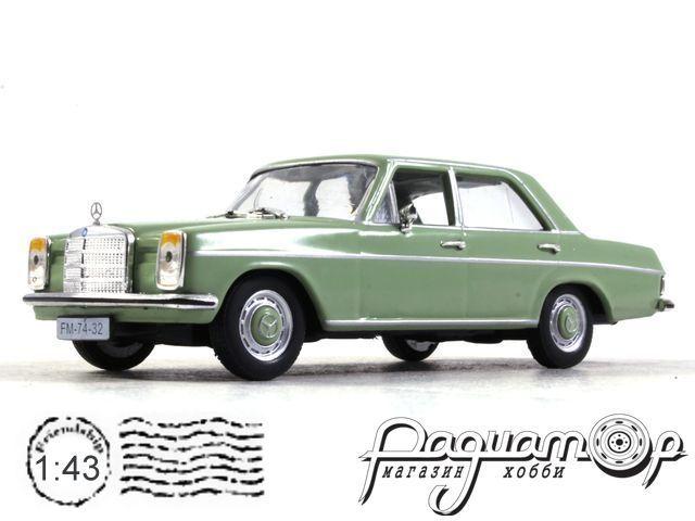 Regi Idok Legendas Autoi №22, Mercedes-Benz W115 (1968)