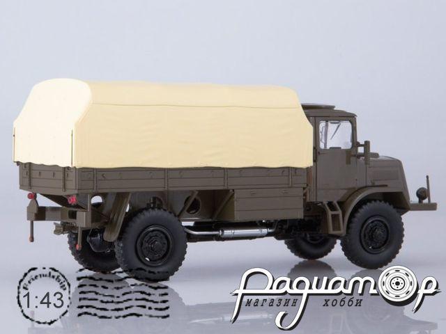 Tatra-128N бортовой с тентом (1951) SSM1136