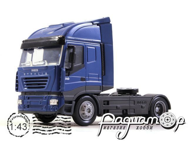 Iveco Stralis седельный тягач (2002) 9151222*