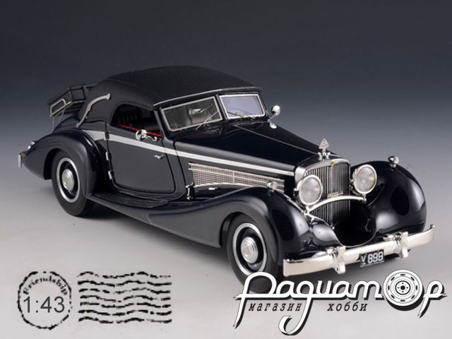 Maybach DS-8 Zeppelin Cabriolet (1933) GLM43220002