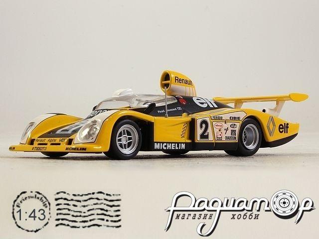 Alpine Renault A 442B №2 (1976) (TI)