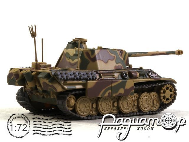 Pz.Bef.Wg. V Panther Ausf. G 116.Pz.Div., Germany (1945) 190512 (L)