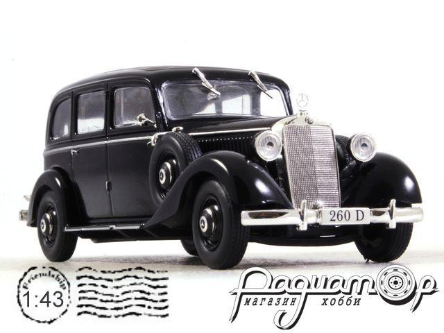 Mercedes-Benz 260 D (1938) LL019 (Z)