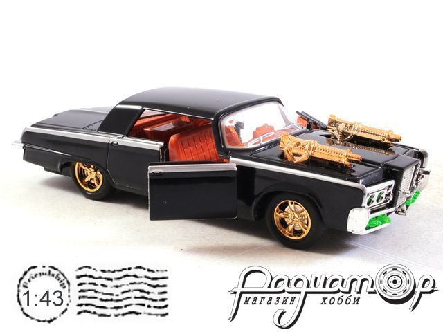 Chrysler Imperial Crown из к/ф