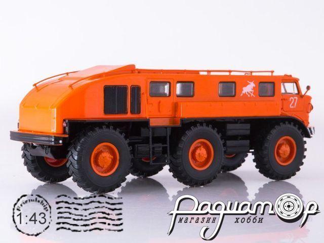 Вездеход ЗИЛ-Э167 (1963) SSML022