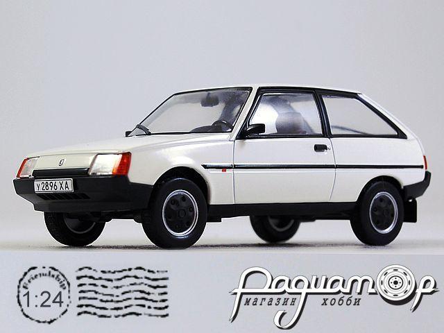 Легендарные советские автомобили №35, ЗАЗ-1102