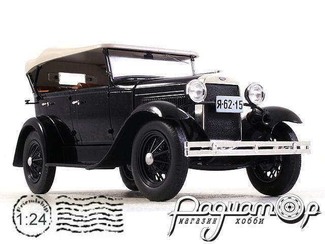 Легендарные советские автомобили №36, ГАЗ-А (1932)