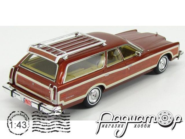 Ford USA LTD Country Squire (1978) KE43015040