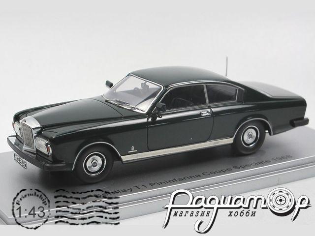 Bentley T1 Pininfarina Coupe Speciale (1968) KE43043000