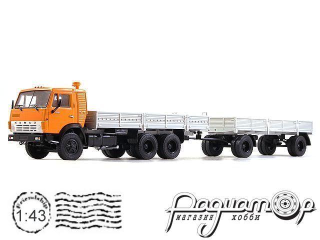 КамАЗ-53212 с прицепом ГКБ-8350 (1979) 102088
