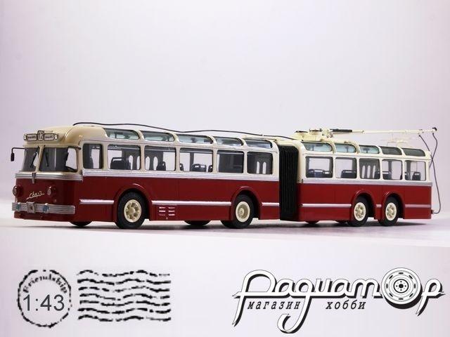 Троллейбус СВАРЗ ТС-1 (1959) 190528