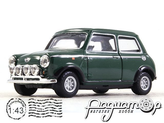 Mini Cooper with Racing Lamps (1969) 41300