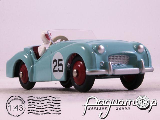 Triumph TR2 Sport №25 Racing Car (1958) 111