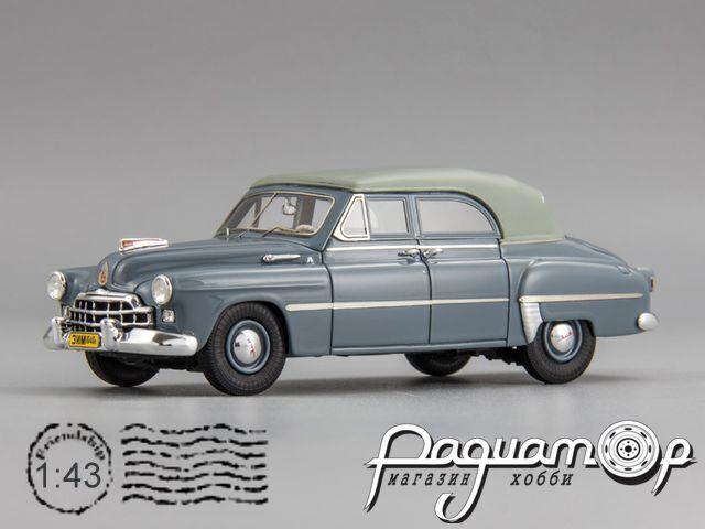 ГАЗ-12 ЗИМ Фаэтон (1950) 101221