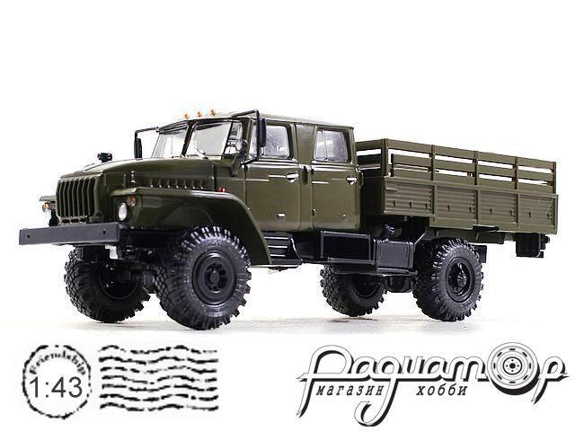Урал-43206-0551 бортовой (1977) 101395-M