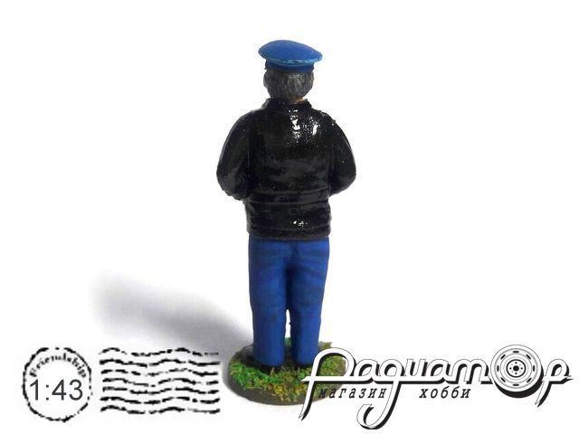 Пилот малой авиации СССР 1970-1980гг 190601