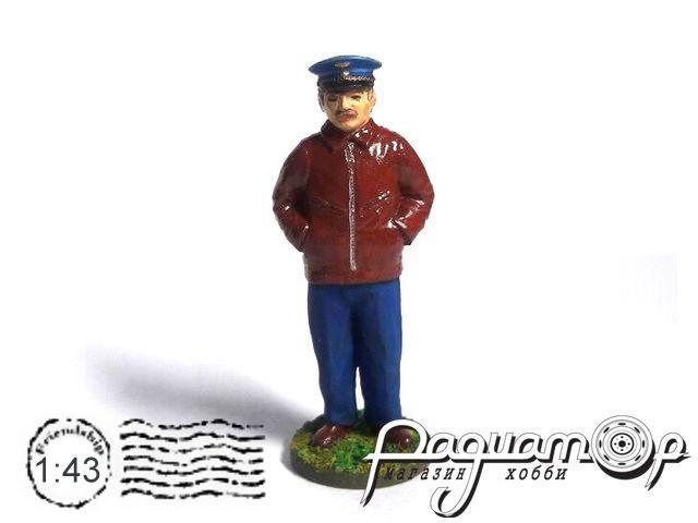 Пилот малой авиации СССР 1970-1980гг 190602