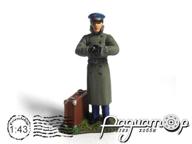 Пилот гражданской авиации СССР 1950-1960гг 190603