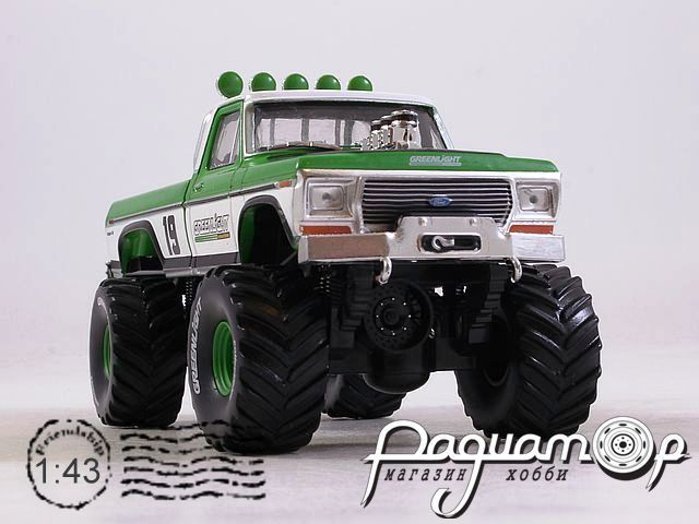 Ford F-250 Monster Truck Bigfoot №19