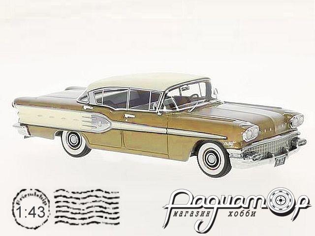 Pontiac Starchief, 4 door (1958) 46261