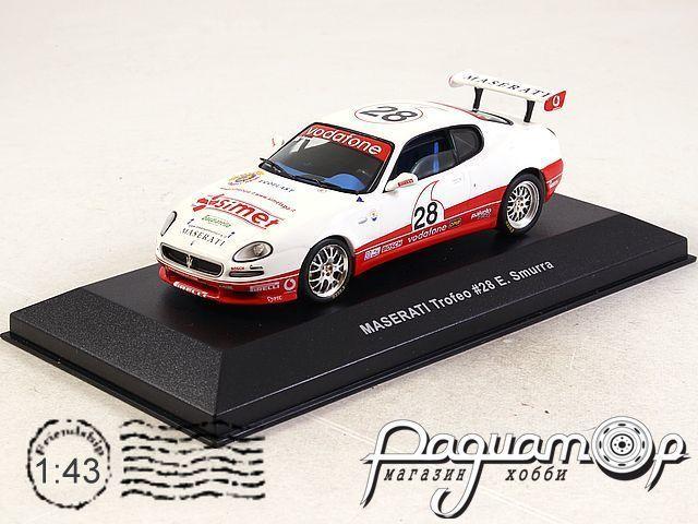 Maserati Trofeo №28, E.Simurra (2000) GTM016 (PL)