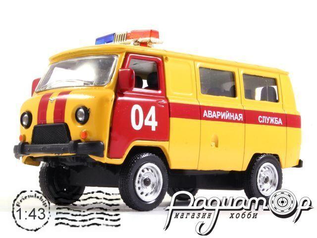 УАЗ-39625 аварийная служба (1972) 65203AV