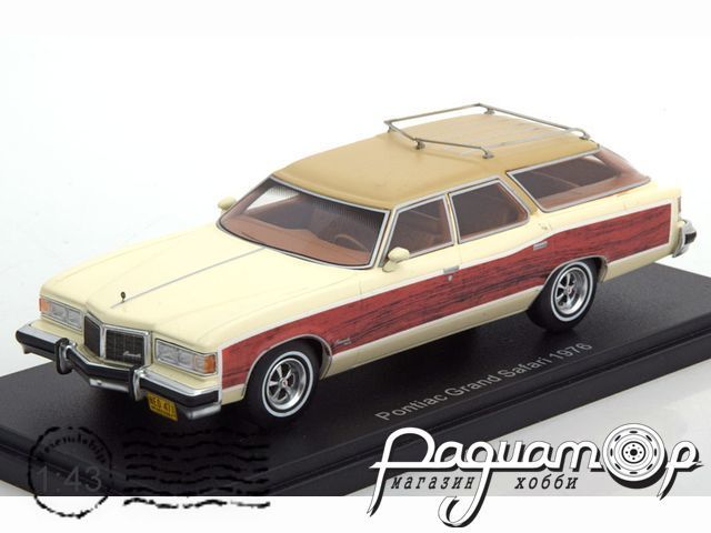 Pontiac Grand Safari (1976) 47100
