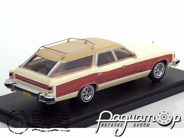 Pontiac Grand Safari (1976) 47100