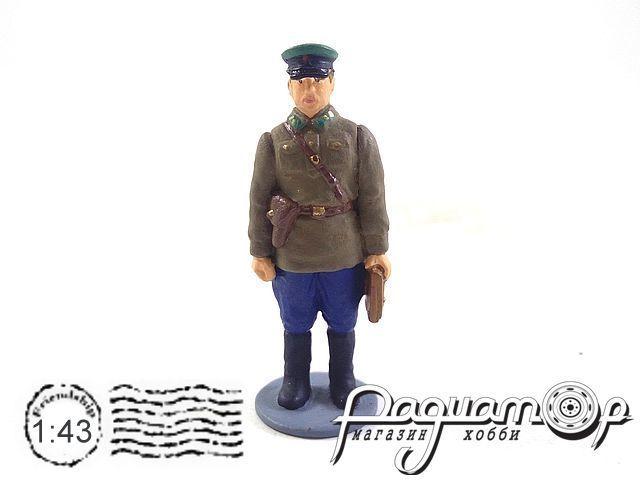 Советский офицер 1939-1942гг. AU111