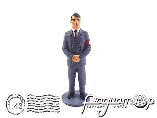 Гитлер в мундире AU120