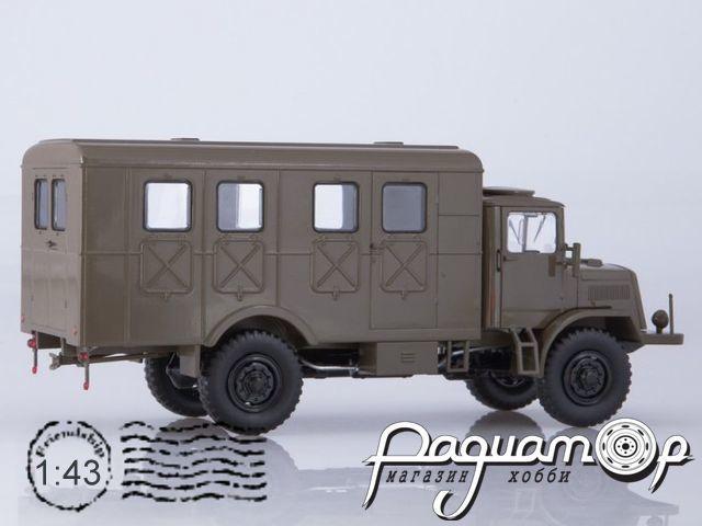 Tatra-128 кунг (1951) SSM1365