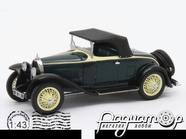 Bugatti Type 40 Roadster (1929) MX40205-022