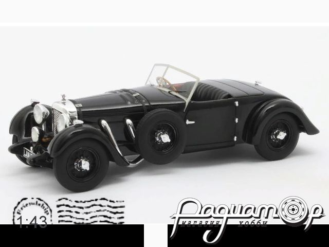 Bentley 8 Litre Dottridge Brothers Tourer №YX5125 (1932) MX50201-081