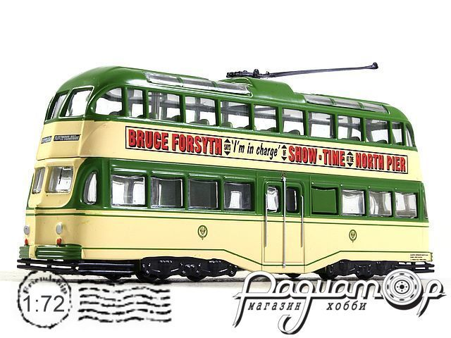 Blackpool Balloon Tram (1960) BUS4648101