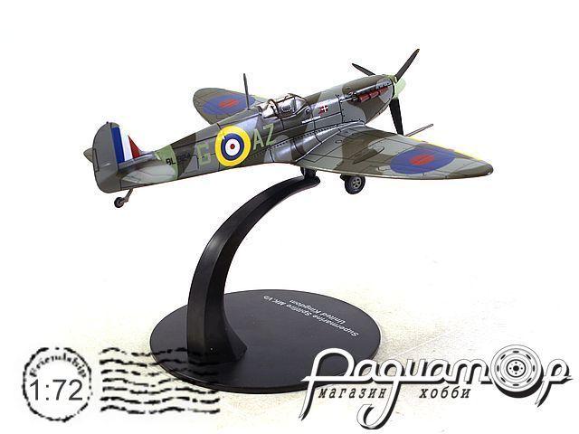 Supermarine Spitfire Mk5-b (1938) AP009