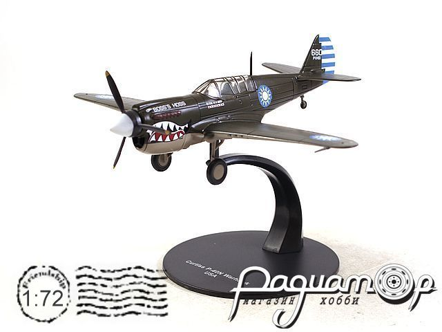 Curtiss P-40N Warhawk (1938) AP021