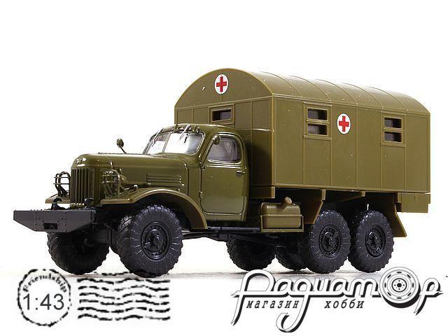 ЗИЛ-157 КУНГ-1М (1958) TR1040