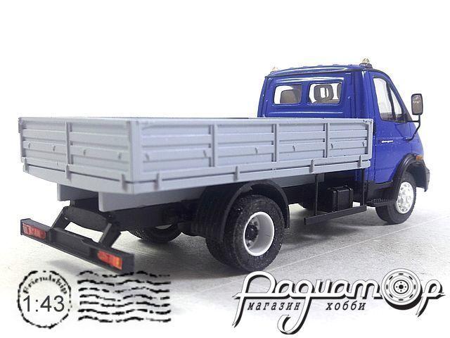 ГАЗ-3310 «Валдай» бортовой (2003) 190642