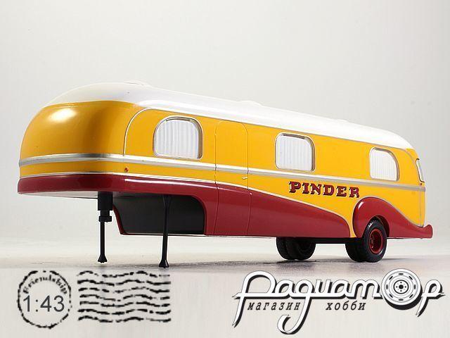 Sonstiges Wohnwagen Circus Pinder 83010 (I) 2623