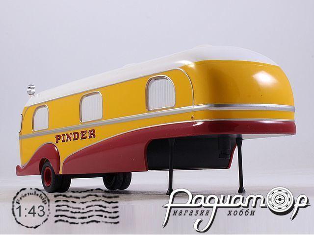 Sonstiges Wohnwagen Circus Pinder 83010 (I) 0623