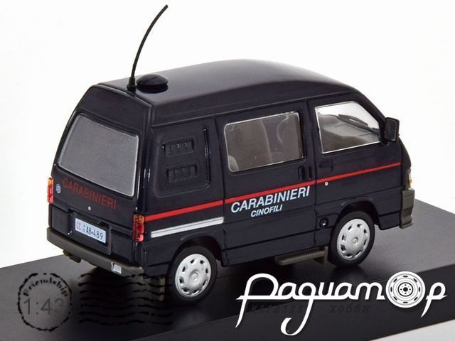 Piaggio Porter Carabinieri (1997) 83014