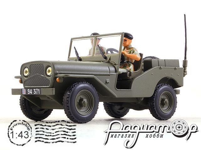 Delahaye VLRD (1942) MIL13C05