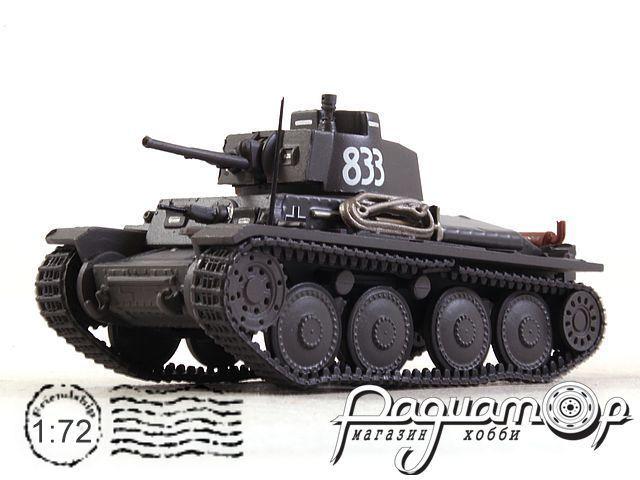 Pz.Kpfw.38(t) Ausf.F-7.Pz.Division (1941) 4660129
